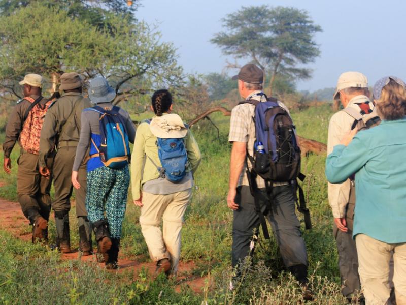 Kruger Wilderness Trail