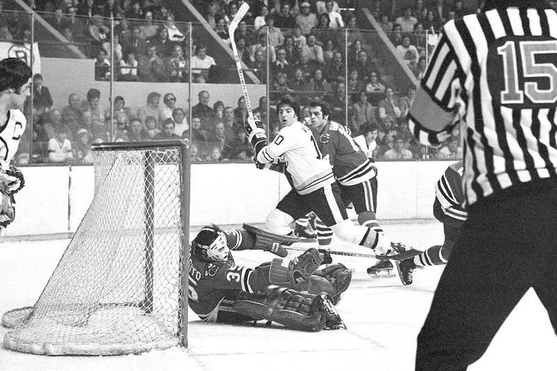 Chicago Blackhawks Tony Esposito