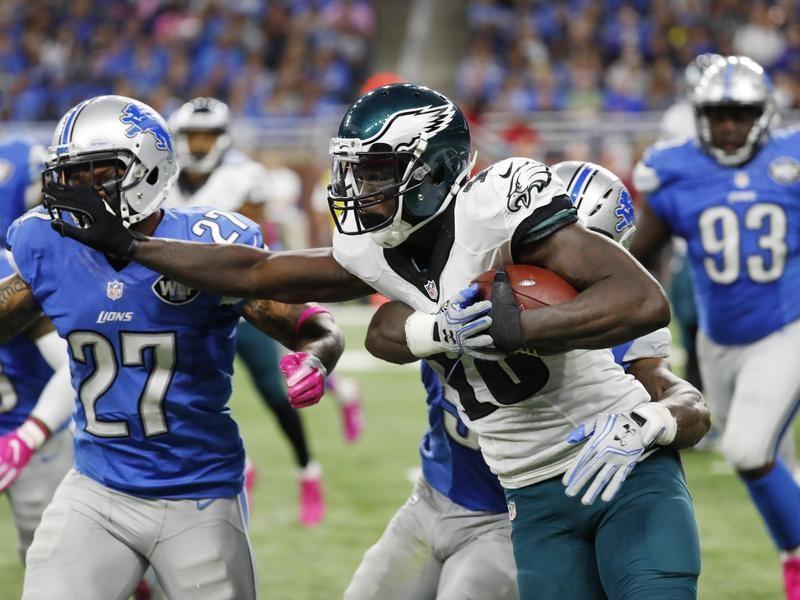 Philadelphia Eagles wide receiver Dorial Green-Beckham