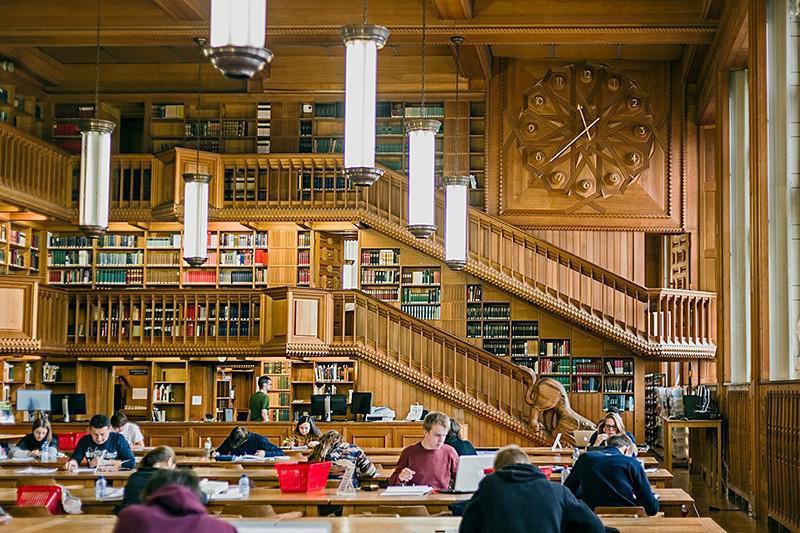 University students in Belgium