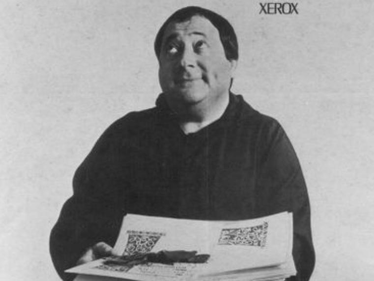 Xerox vintage ad
