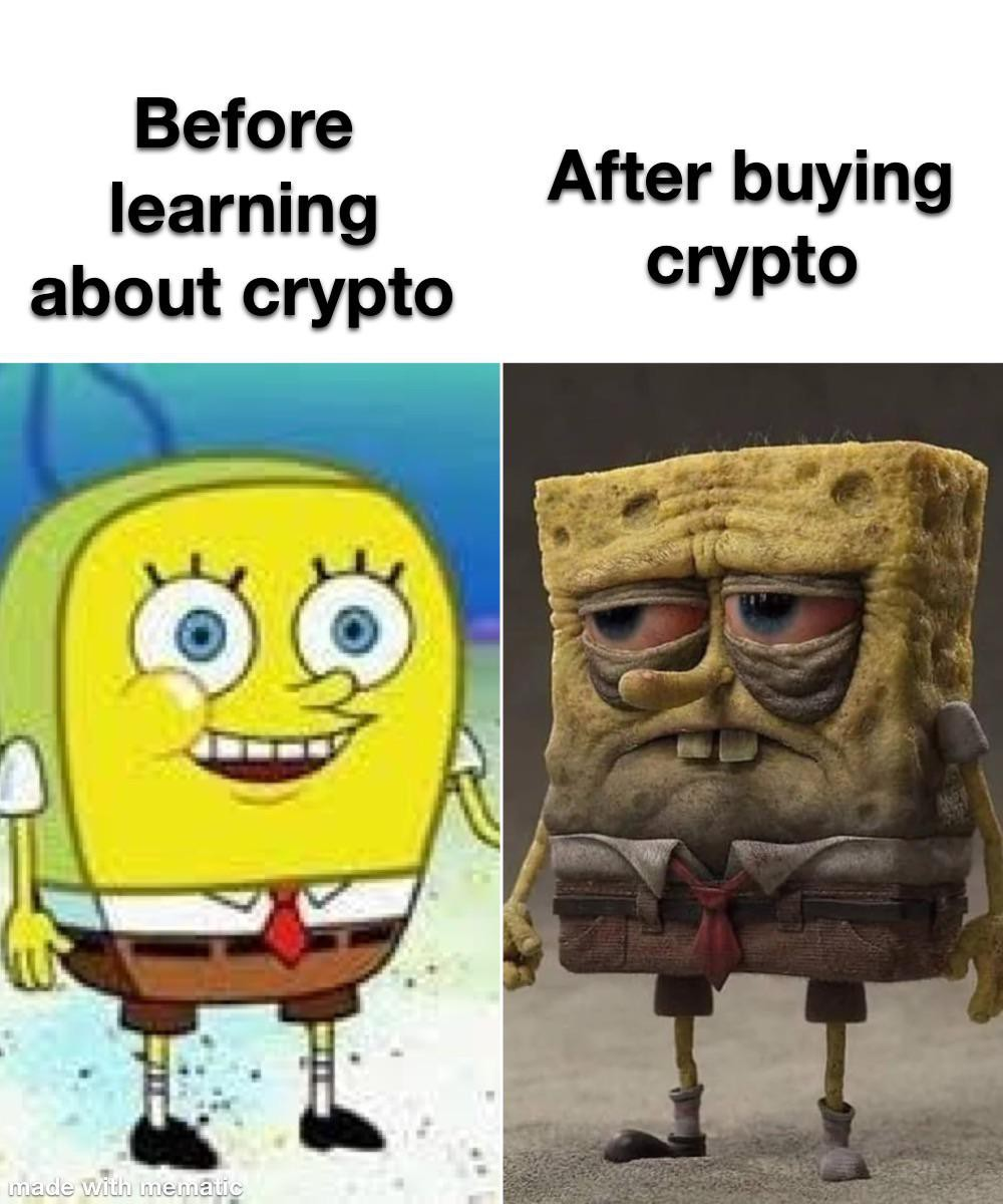 Before and after crypto