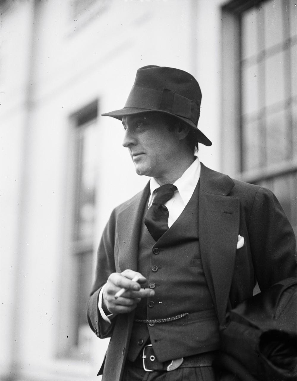 John Barrymore in 1924
