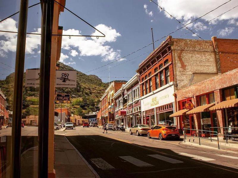 Discover Bisbee