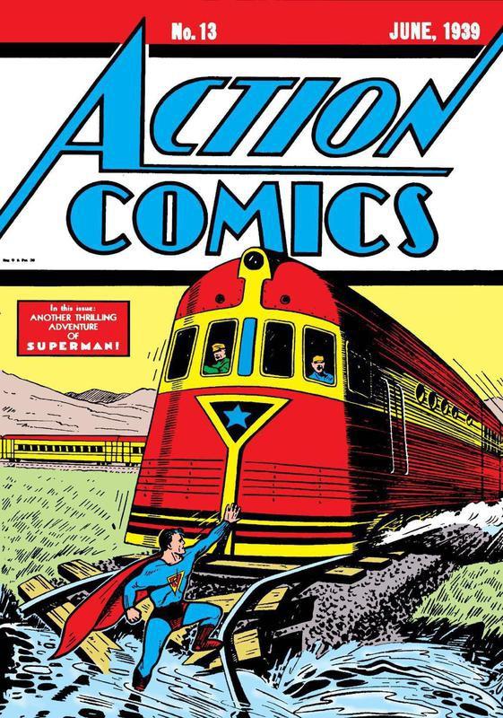 Action Comics No. 13