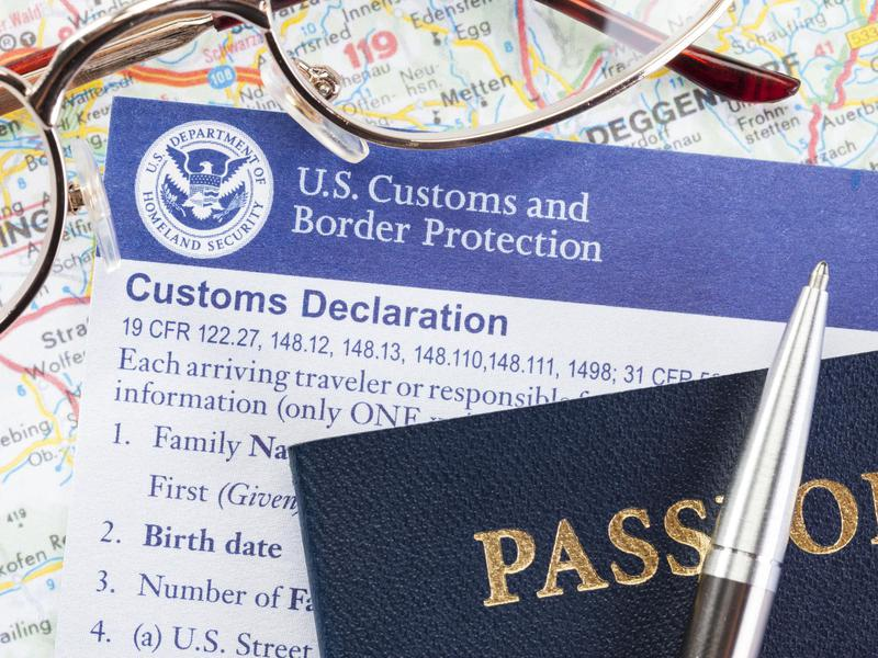 Customs Rules
