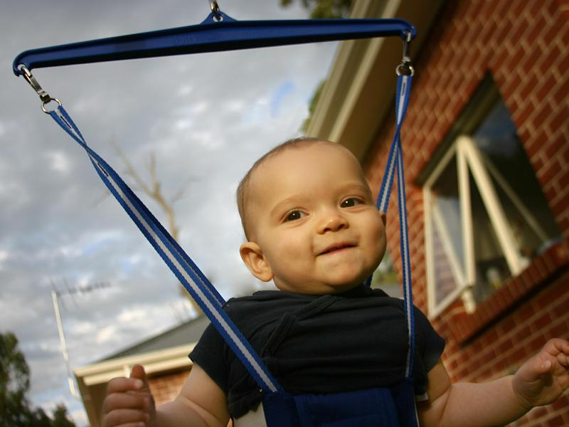 infant swings