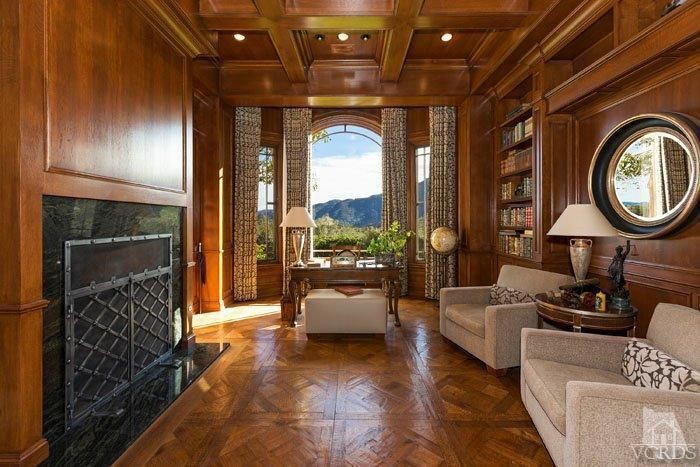 Britney Spears' mansion in Thousand Oaks