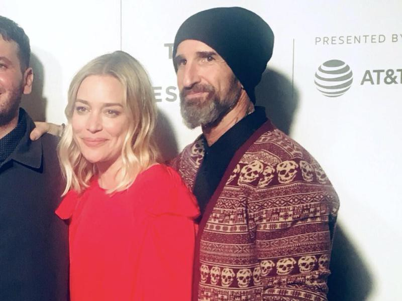 Piper Perabo and Stephen Kay