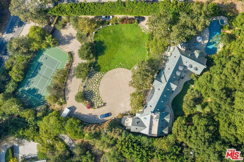 Gene Simmons' home in Los Angeles