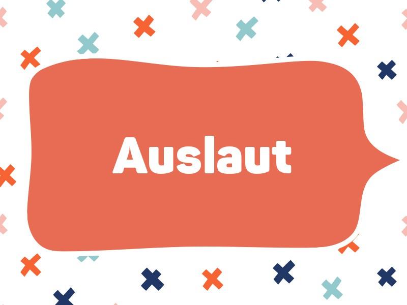 2019: Auslaut (Tie)