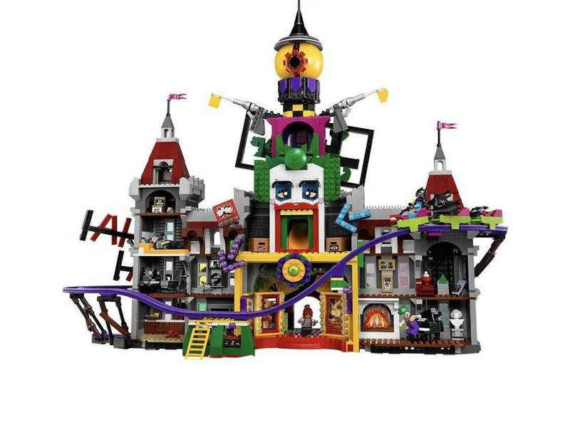 Joker Manor Lego set