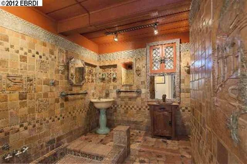 Bathroom at Owsley's house