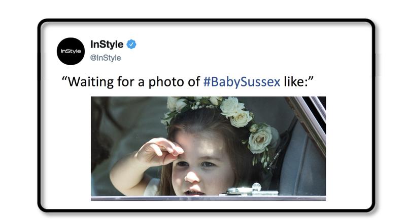 Baby Sussex Wait