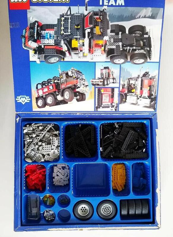 Lego Giant Truck