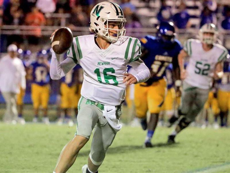 Isidore newman quarterback Arch Manning