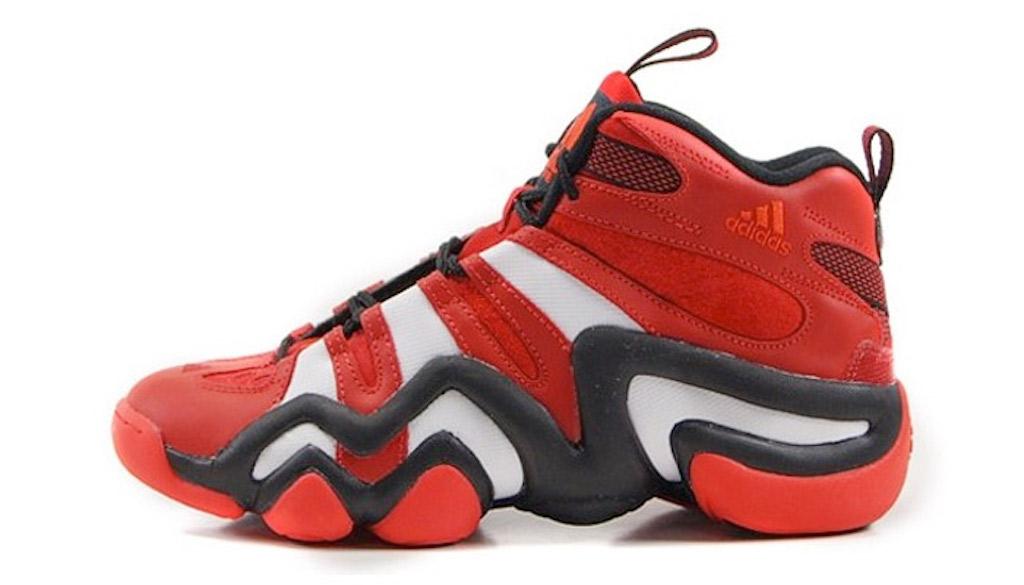 adidas Crazy 8 University Red