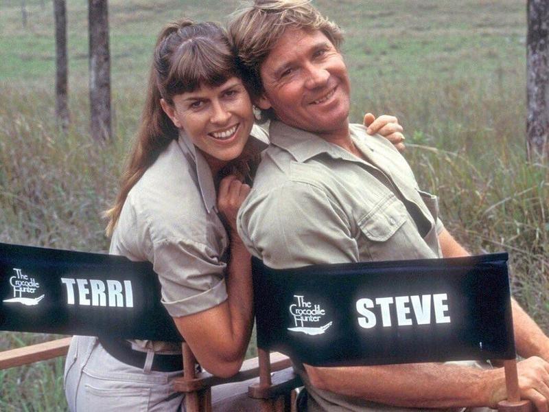 A Crocodile Honeymoon