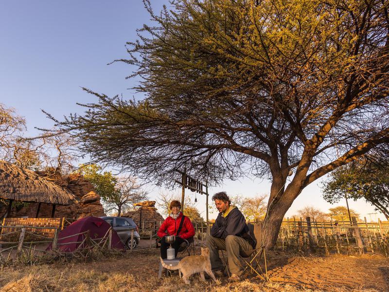 Kruger Rest camp