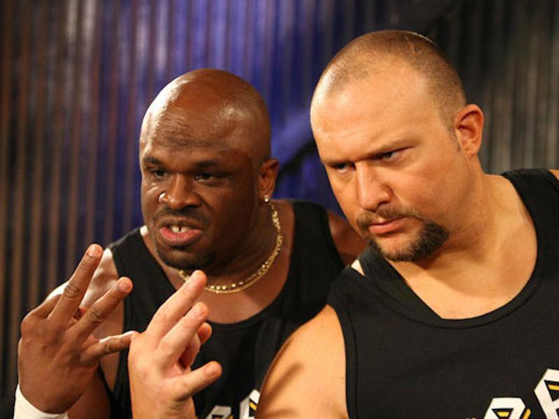 The Dudley Boyz