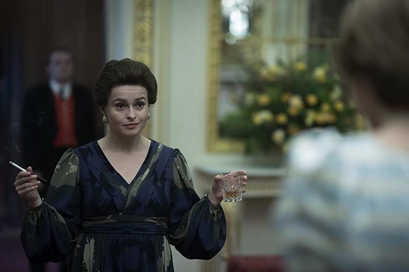 "Helena Bonham Carter, ""The Crown"""