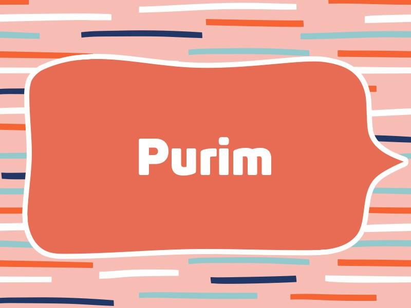 1983: Purim