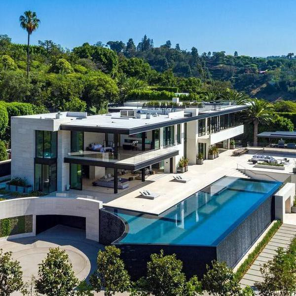 Most Expensive Homes in California