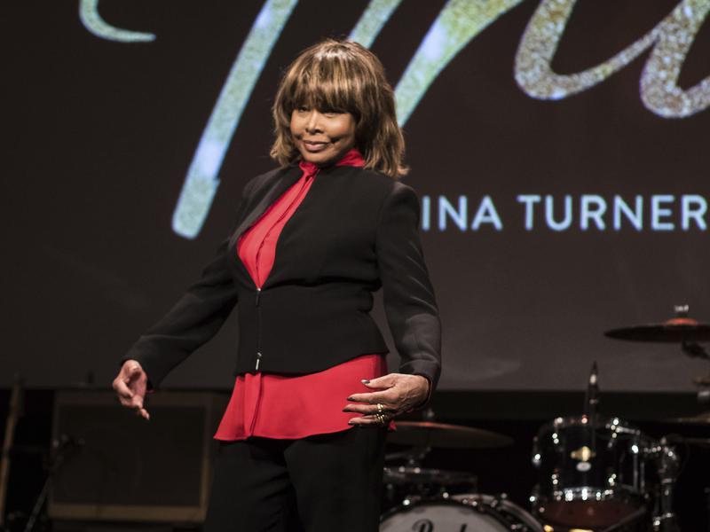 Tina Turner in 2017