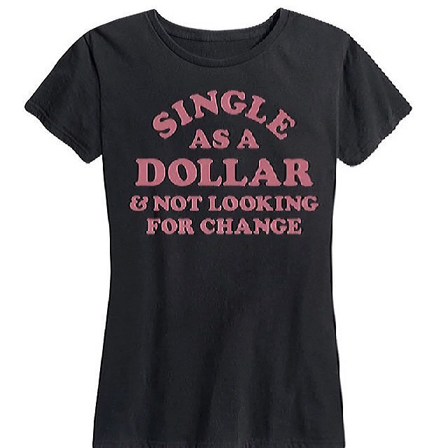 Funny Shirts for Singles