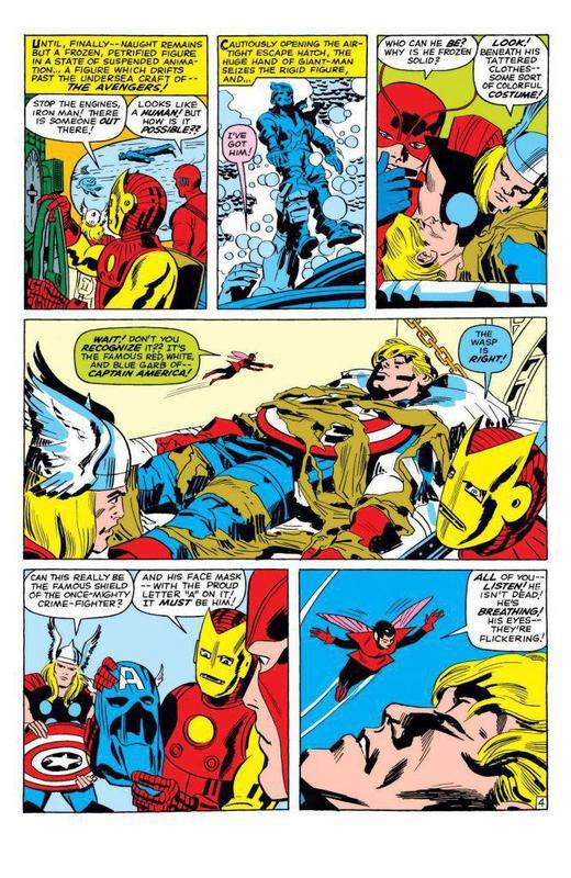 Avengers No. 4