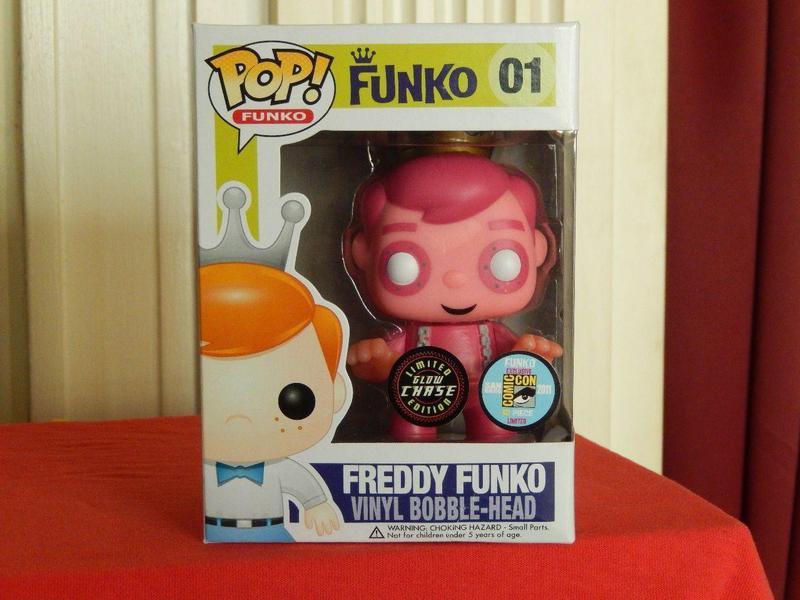 Glow Freddy Frankenberry