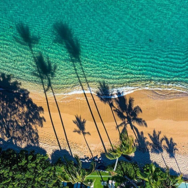 Napili Beach Lahaina, Hawaii