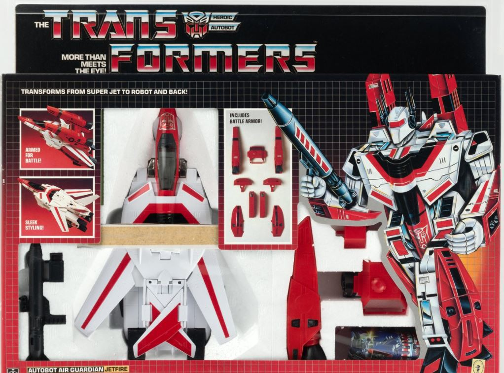 Transformers S2 Jetfire