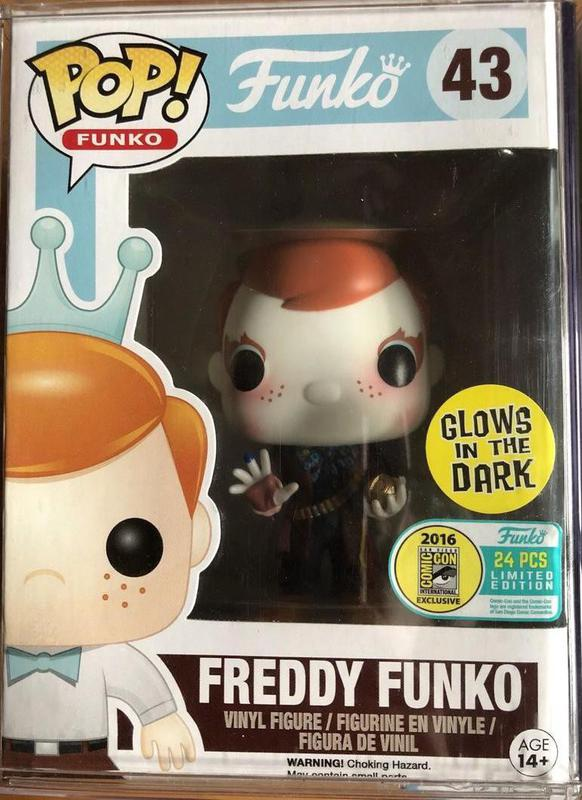 The Mad Hatter Freddy Funko