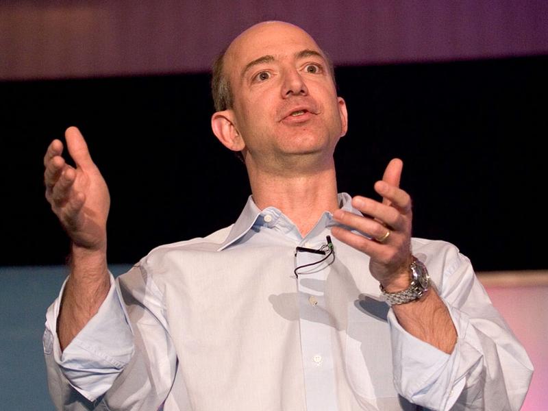 Jeff Bezos didn't promise immediate profits
