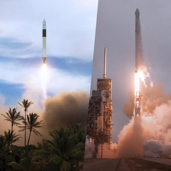 See the Evolution of SpaceX's Rockets in Pictures