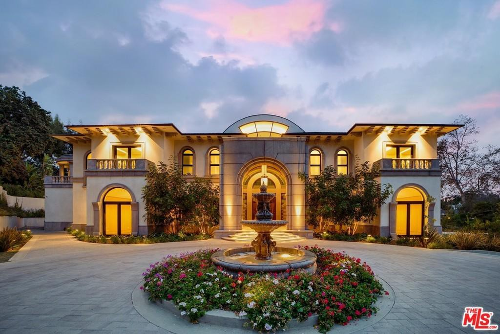$45 million home in California