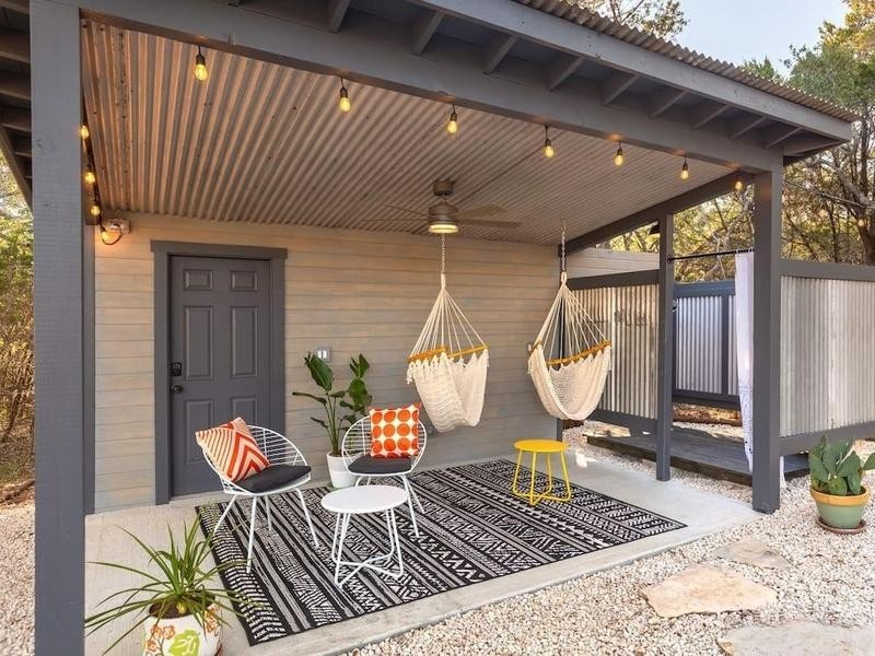 tiny homes on airbnb