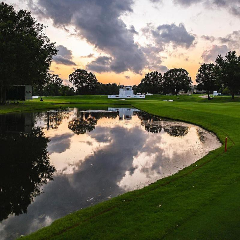 TPC Southwind in Memphis, Tennessee
