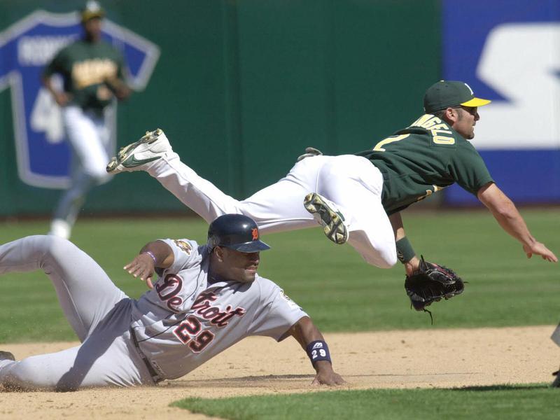 2001 Athletics