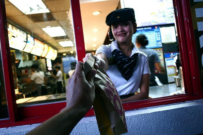 Food and Beverage Serving Worker