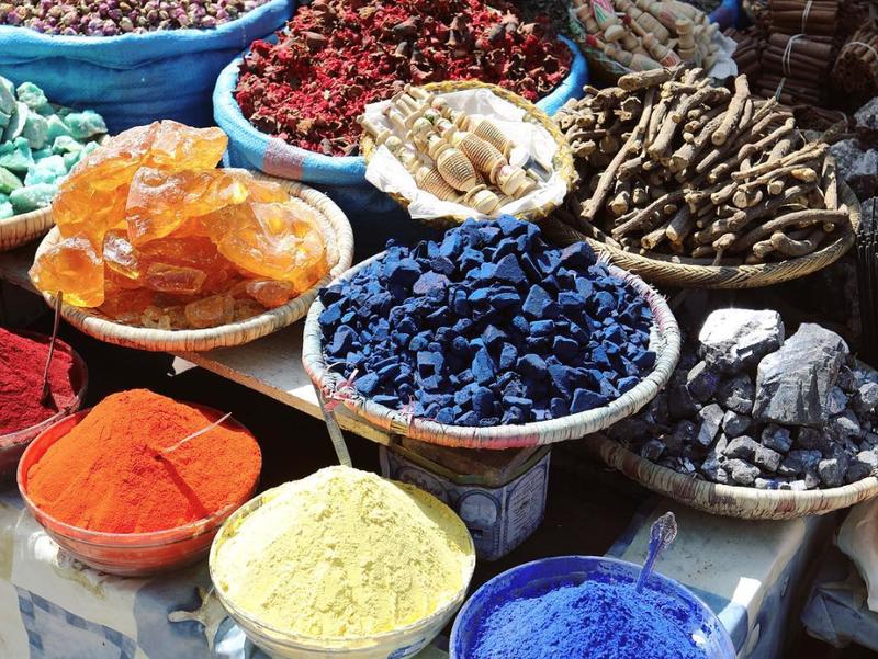 Marrakech's markets