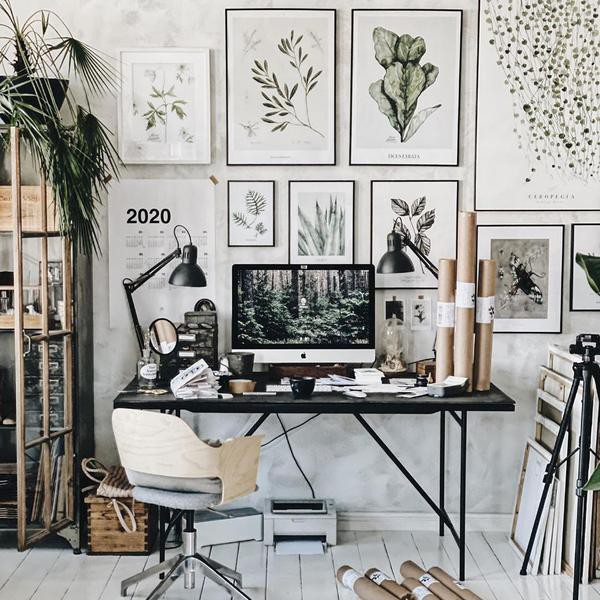 Everything You Need to Have a Dream Home Office
