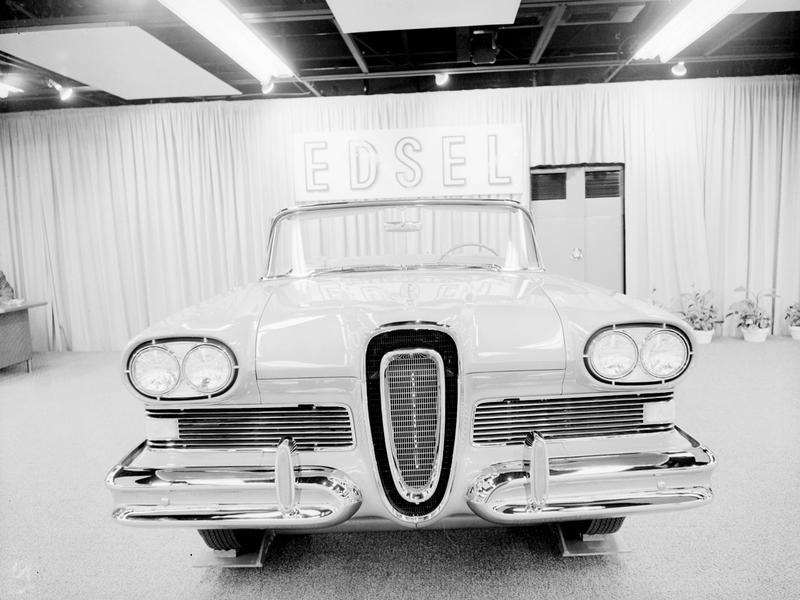 Ford's Edsel Citation