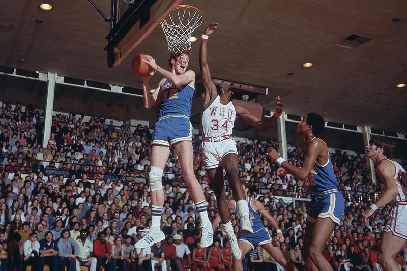 Bill Walton and 1971-72 UCLA Bruins