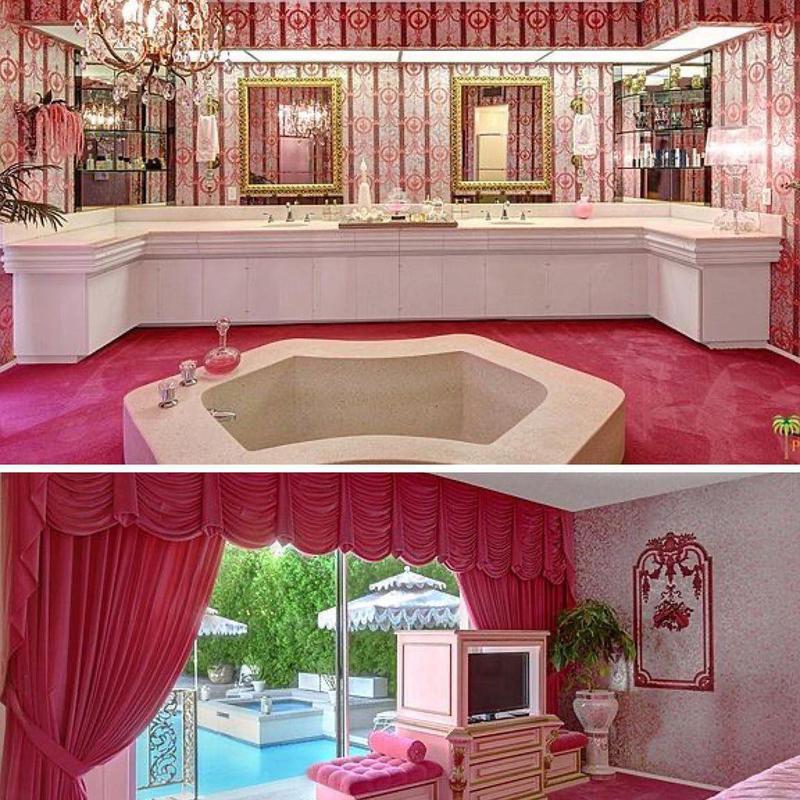 '70s house bathroom