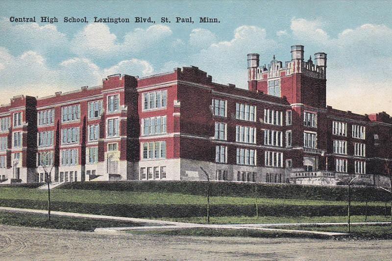 Saint Paul Central High School in Minnesota