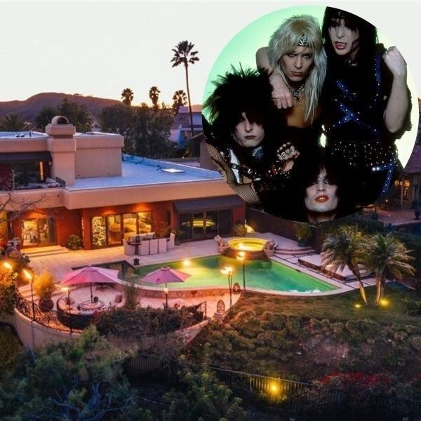 Woah Yeah! Inside Motley Crue's Real Estate