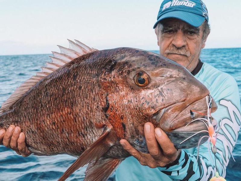 Man fishing in Spain