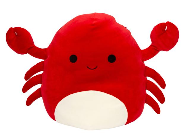 Carlos the Crab Squishmallow